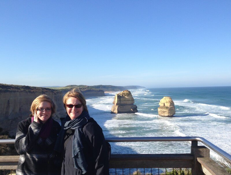 Connecting @ 12 Apostles
