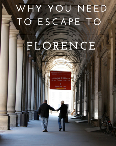Escape to Florence