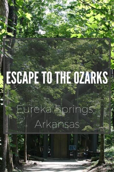 Escape to the Ozarks
