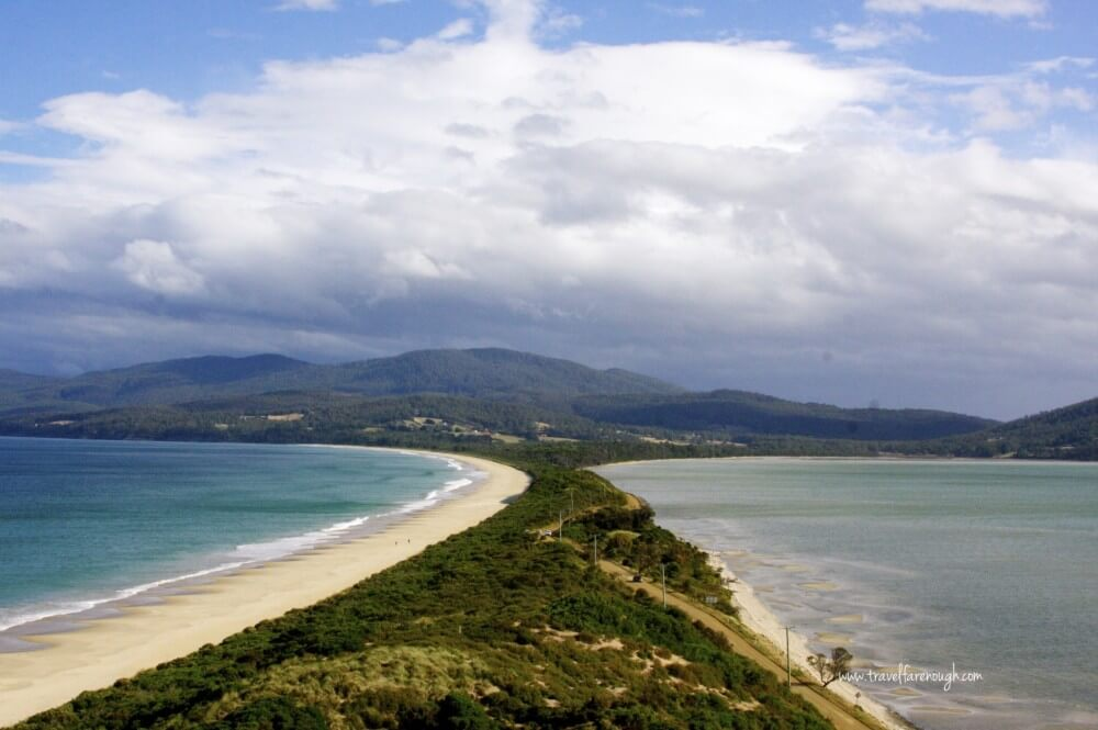 Bruny Island (Tasmania):  Wild and Free
