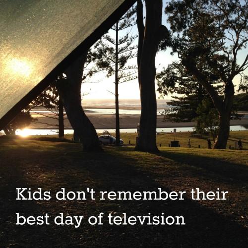 Kids Don't Remember