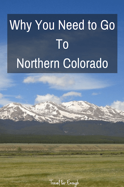 Why You Need To Go To Northern Colorado | Northern Colorado - Boulder has a cool, hip vibe. Estes Park is so much MORE than winter skiing. The Rocky Mountains National Park is simply breathtaking.