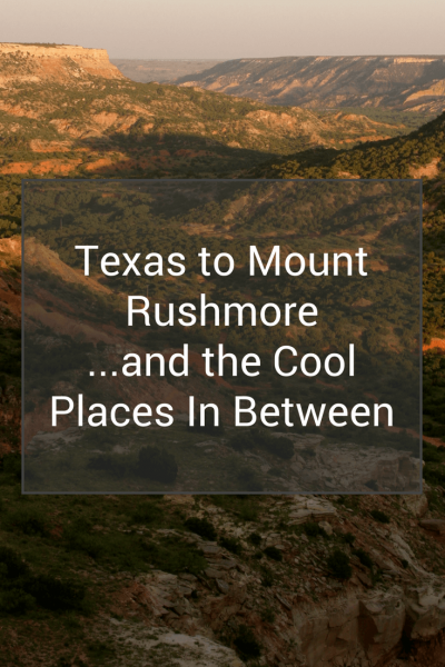 What an epic road trip from Texas to Mount Rushmore and one we recommend for everyone. Come on, check out our recommendations and then pack your bags!