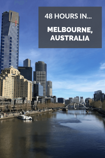48 HOURS IN...MELBOURNE | Travel Far Enough | With 48 hours, we give you a clear itinerary for making the most out of your stay in Melbourne. It's possibly the best city in Australia.
