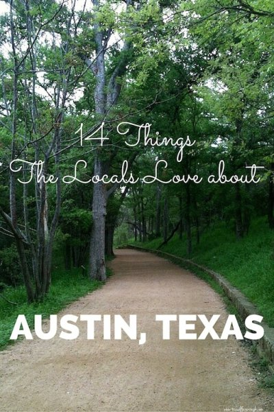 14 Things The Locals Love About Austin Texas | There's so much to be said for Austin, Texas.  Most know it as the 'Live Music Capital of the World' or home of SXSW. Does the music scene add to the vibe? Absolutely, but there's more than just the music….