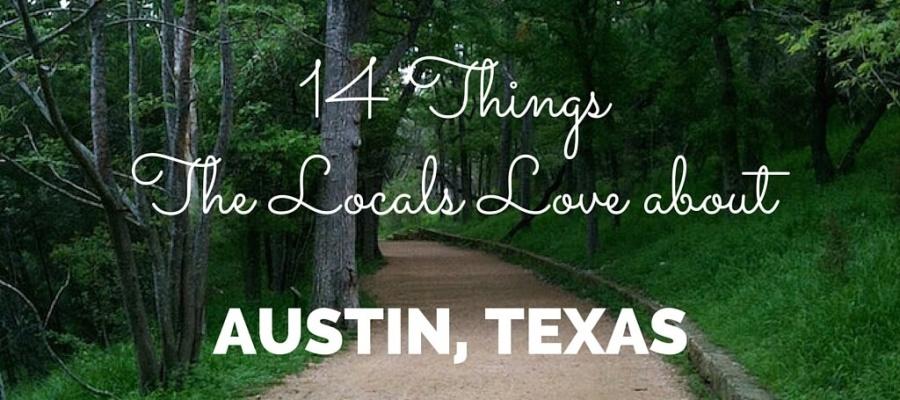 14 Things Austin
