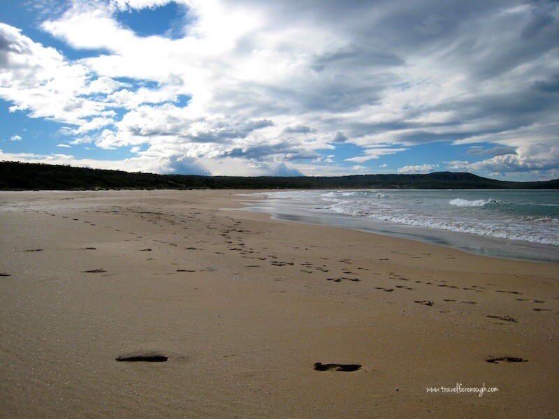 South Durras.  Lazy Days at the Beach.