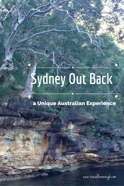 Sydney Out Back | Looking for an authentic Australian cultural experience? Sydney Outback offers an Indigenous education, gorgeous cruise, within a small-tour atmosphere.