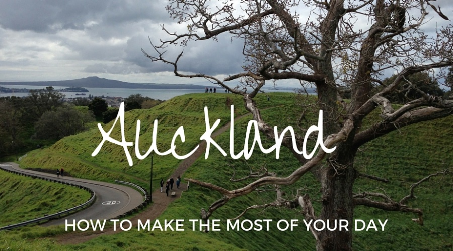 Auckland.Make the Most of your Day.POST