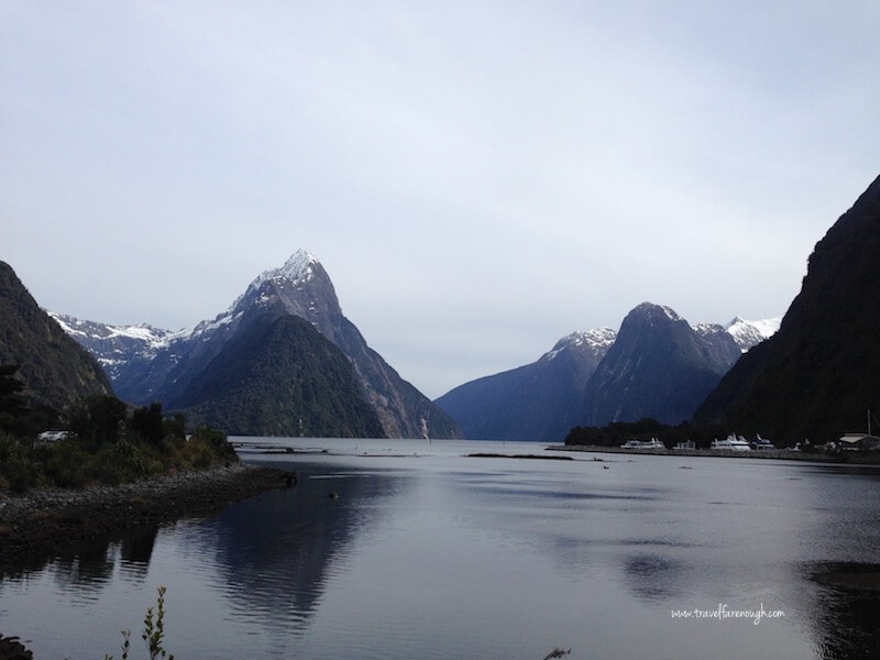 Milford Sound in Spring
