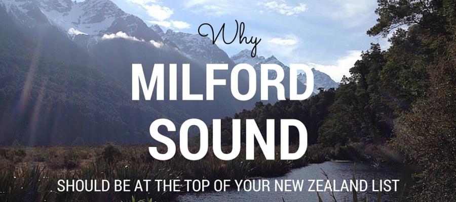 Milford Sound.TWIT