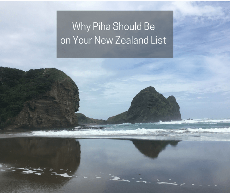 Why Piha Should Be on Your New Zealand List