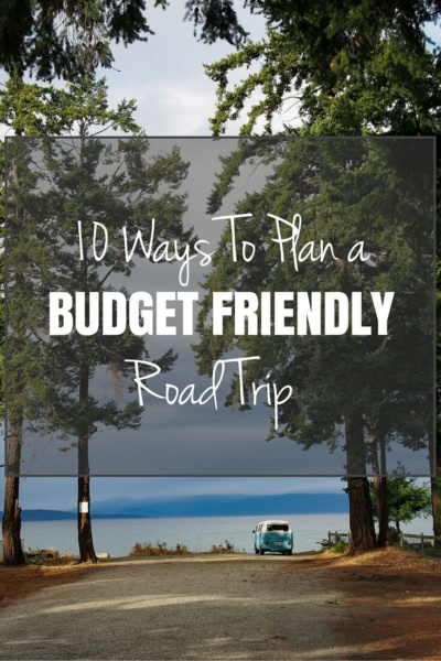We've taken many road trips and over the years, have worked out how to do it inexpensively without feeling like we're missing out on anything along the way. Check out our 10 Ways to Plan a Budget Friendly Road Trip.
