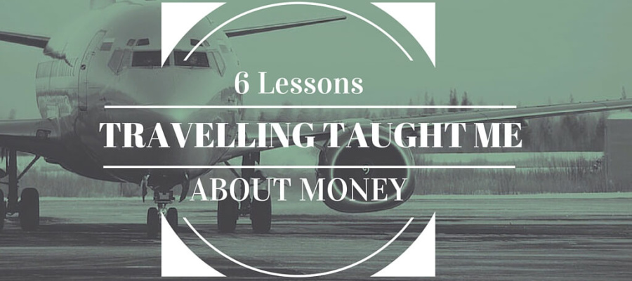 TRAVELING LESSONS MONEY.Plane