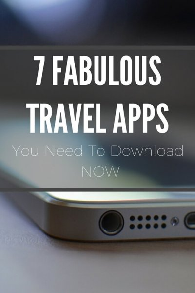 On a recent adventure, we decided to 'test drive' some new travel apps as well try out some 'oldies but goodies'. Check out our MUST HAVE travel app list!