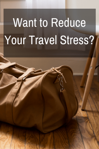 Want to Reduce Your Travel Stress | Travel Far Enough | Want to Know How To Ease Your Travel Stress? There are two simple words that answer to this question: Carry on. It's the only way to travel