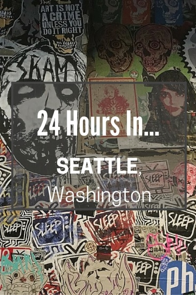 From grunge bars, to Pike Place Market; from Bainbridge Island to finding nirvana, Seattle has it all. Join us on our 24 hour Seattle binge trip.