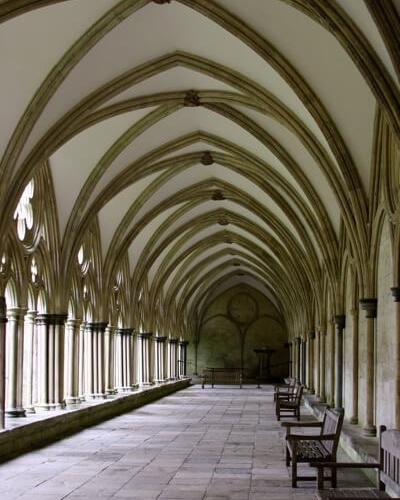 IMCloister Arches 2, Salisbury