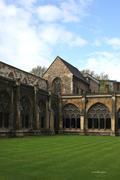 Westminster Cloisters