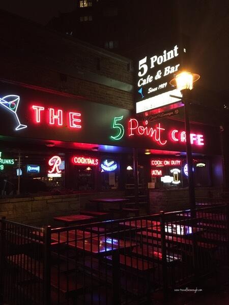 Funky Dive Bar!