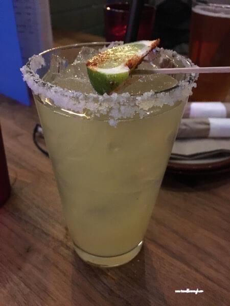 Margaritas.... mmmm...