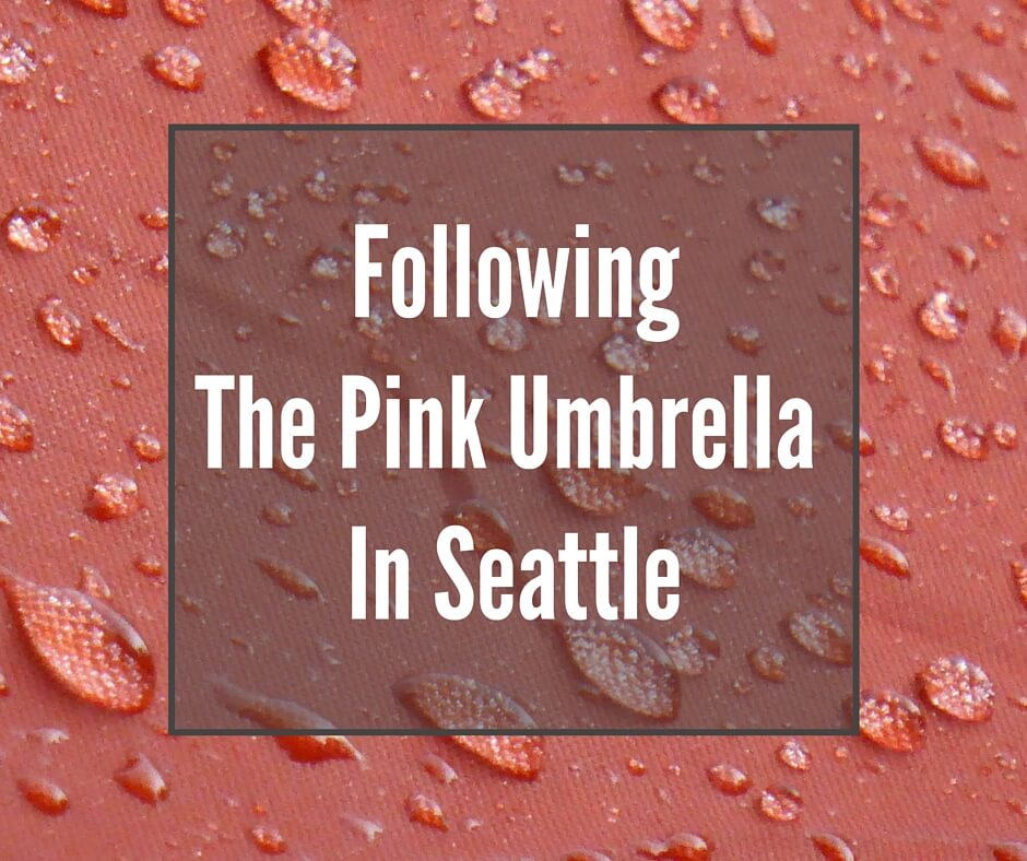 What We Found Following The Pink Umbrella to Savor Seattle