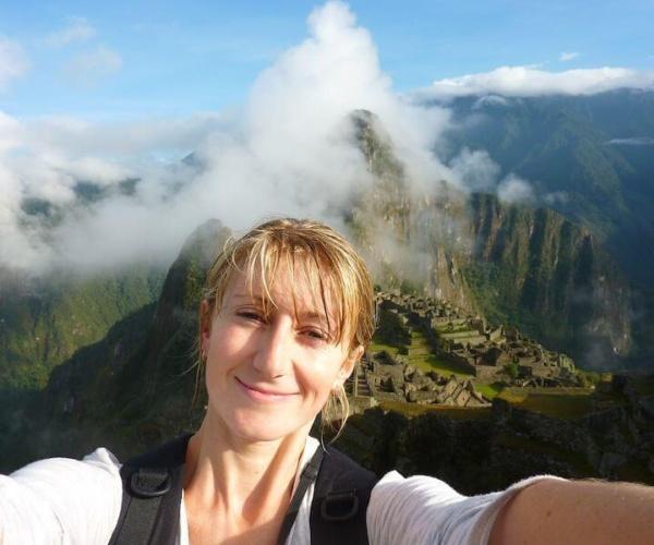 Kim - Inca Trail, Peru