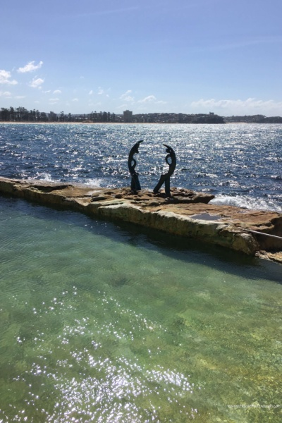 A walk from Manly to Shelly Beach is a relaxing stroll along the water.  Snorkelling is wonderful at Shelly Beach and if you're a beachgoer, it's the perfect place to be.