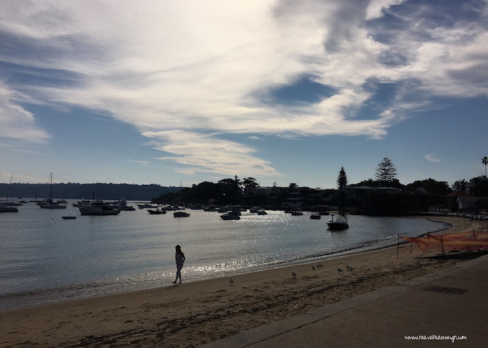 Watson's Bay is a beautiful spot for lunch and with headland views from South Head, it's a lovely place to spend the afternoon.