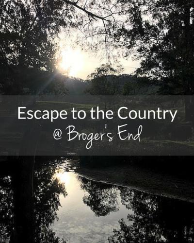 Broger's End PIN