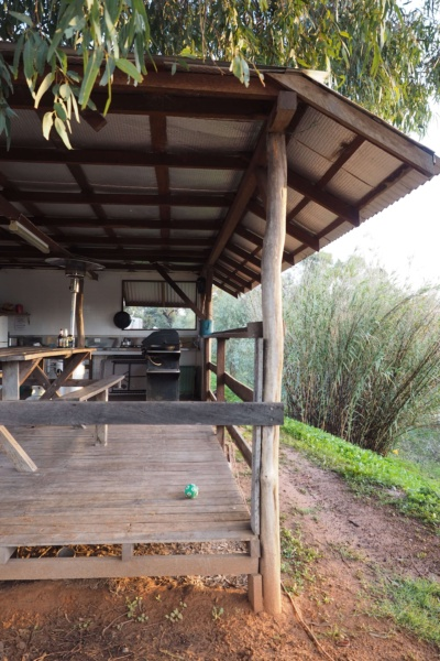 Camp Kitchen.Warrawong