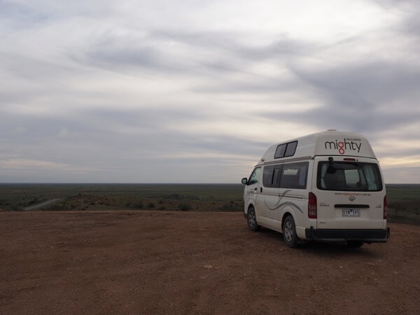 Planning a Campervan Roadtrip to the Outback