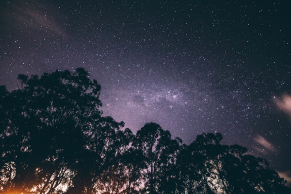 Stars in the Outback