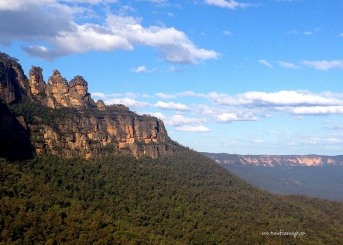 Three Sisters Blue Mountains NSW Australia