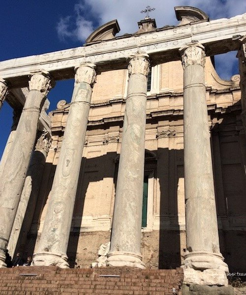 Grand gestures prompted by ego give us the Roman Forum.