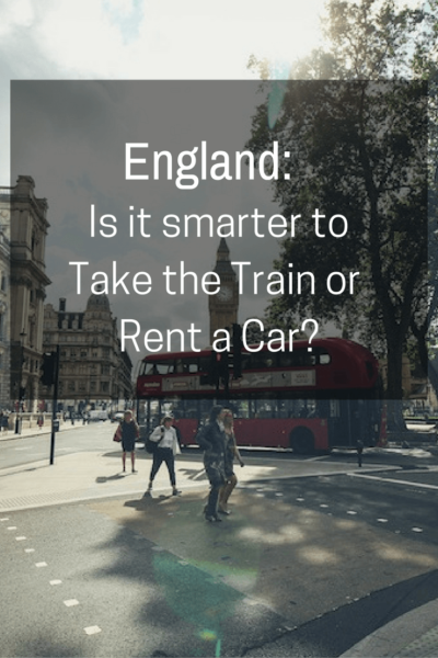 Train or Car, England.PIN