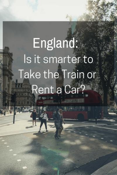 Train or Car, England.PIN