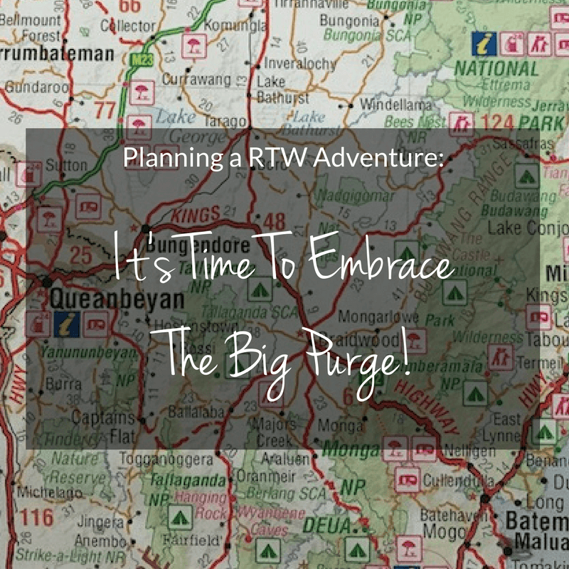 It's Time To Embrace The Big Purge!