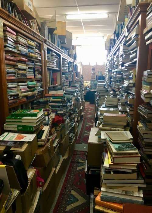 Canty's Bookshop in Fyshwick