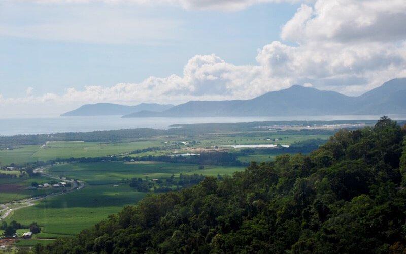 Skyrail views
