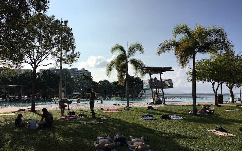 esplanade lagoon