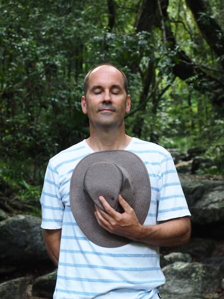 Rich...zen in the rainforest.