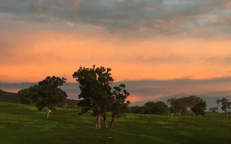 Amazing Sunsets near Merimbula