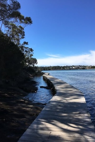 Merimbula Boardwalk