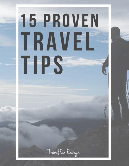 15 Proven Travel Tips PDF