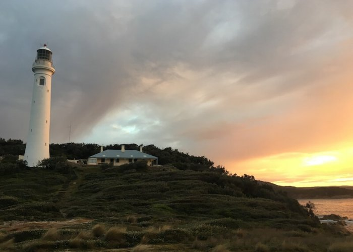 Point Hicks at sunrise