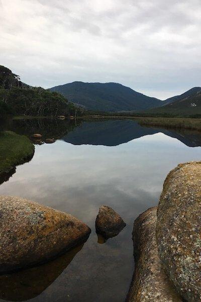 Rocks at Tidal River