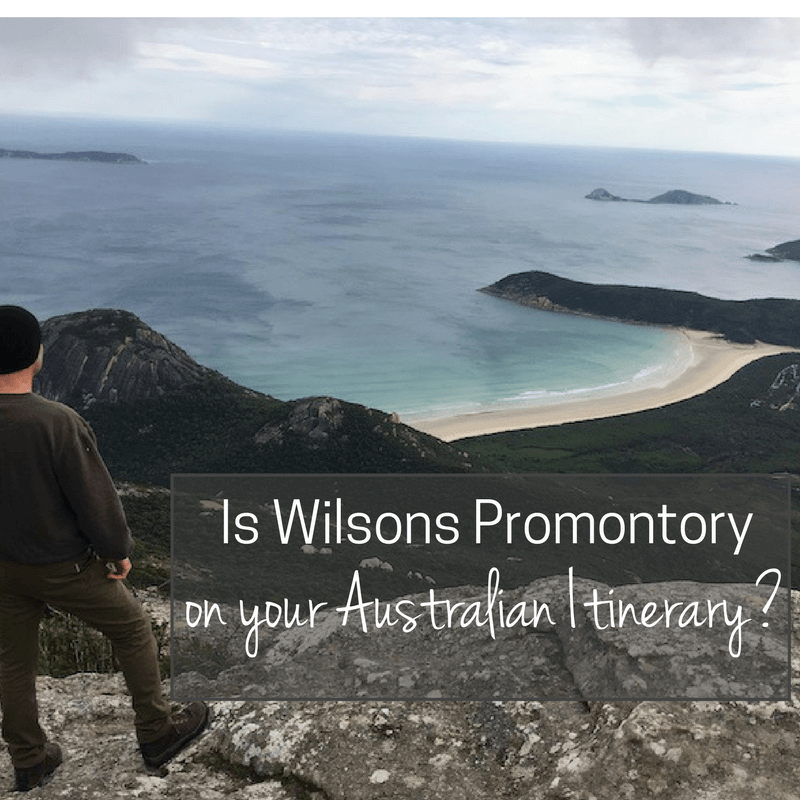 Is Wilsons Promontory on your Australian Itinerary?