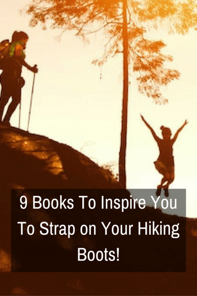 Ready to walk the Camino? The PCT? Need some inspiration? Here are 9 Books To Inspire You To Strap on Your Hiking Boots! | Travel Far Enough