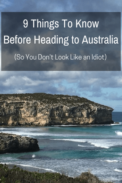 9 Things To Know Before Heading to Australia. | Travel Far Enough | While Australia may seem laid back and easy to navigate, I'm here to set your expectations. The last thing you want is to look like an idiot. I'm here to give you the insider's guide.
